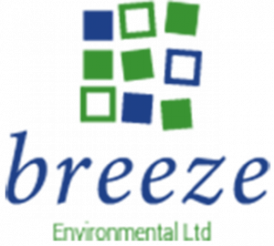 Breeze environmental logo.