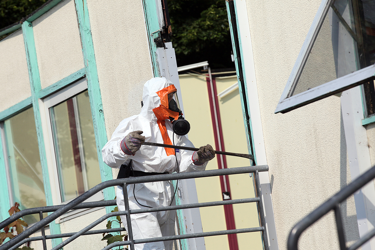 Asbestos Refurbishment / Demolition Survey